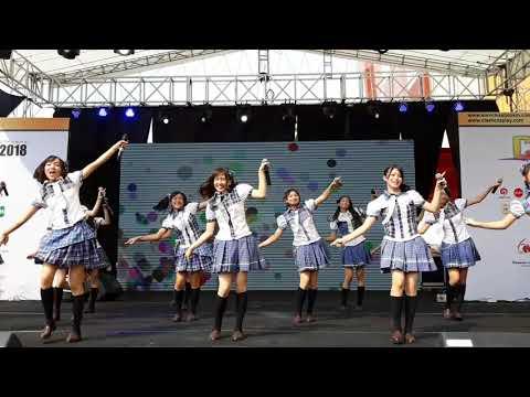 JKT48 Team T @ Ennichisai 2018