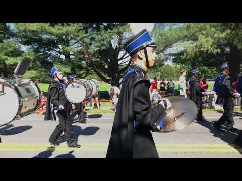 James Hubert Blake High School Marching Band Drum Line