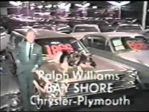 1960's Car Salesman