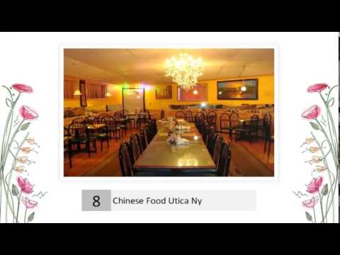 Chinese Food Utica Ny Youtube