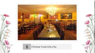 Chinese Food Utica Ny