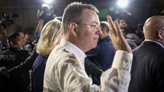 Watch Live: President Trump meets with pastor Andrew Brunson