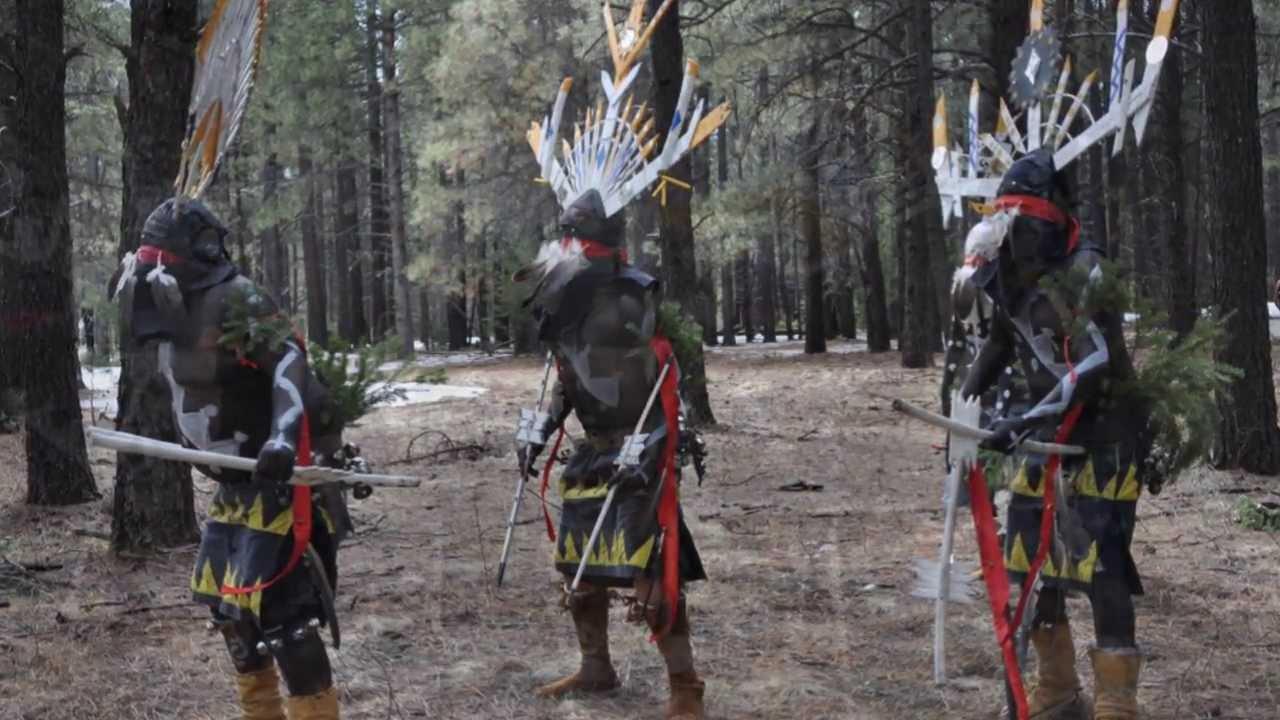 An Audacious Dancer's Apache-Navajo Mashup—and the Outcry