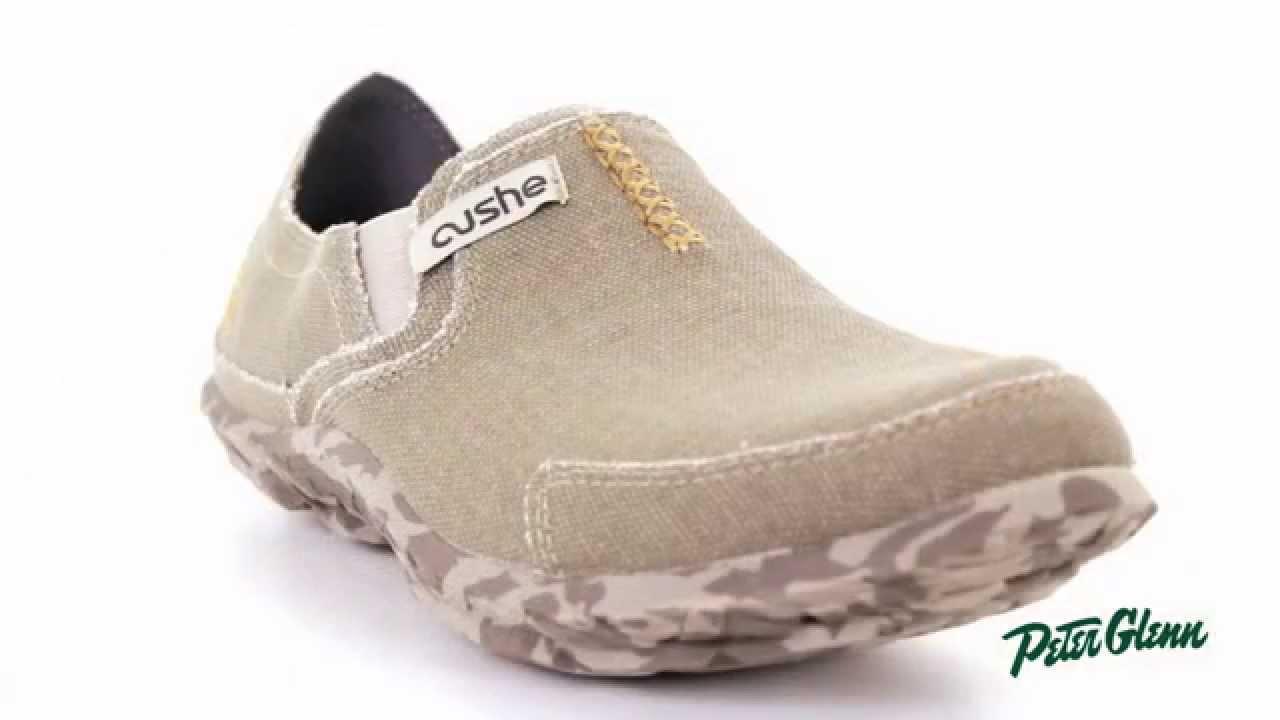 best selection of 2019 recognized brands best price Cushe Men's Slipper Review by Peter Glenn