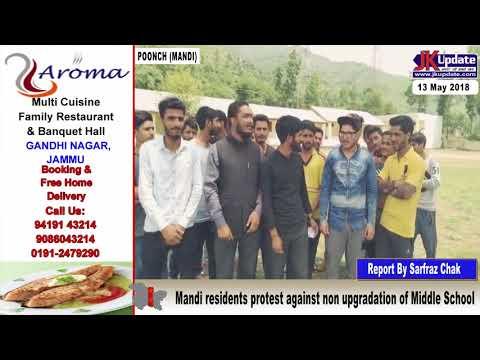 Jammu Kashmir News Round Up 13  May  2018