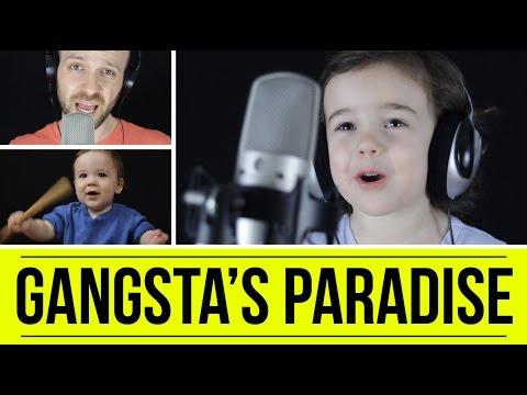 Gangsta's Paradise (Coolio) | FREE DAD VIDEOS