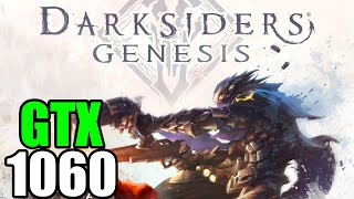 Darksiders Genesis - GTX 1060 3gb | i5 3570 | 12GB | 1080p Ultra Settings | FRAME-RATE TEST