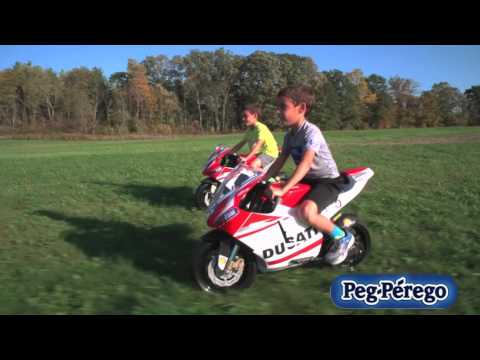 Motorcycle Toy - Ducati GP by Peg Perego