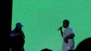 A Tribe Called Quest - Steve Biko (Stir It Up) - Live at Rock the Bells 2010 in NYC
