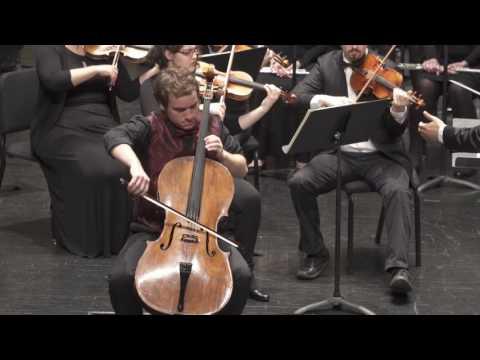 Saint Saens Cello Concerto No. 1 in A minor