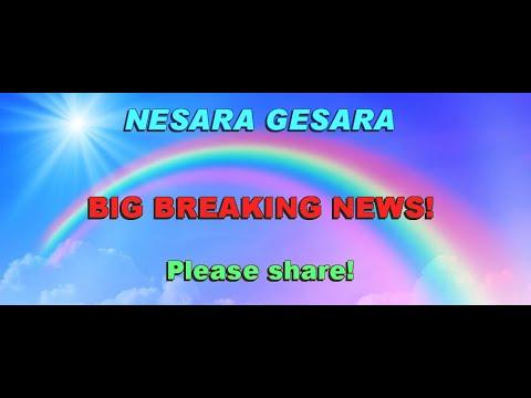 Nesara/Gesara breaking news on your financial future