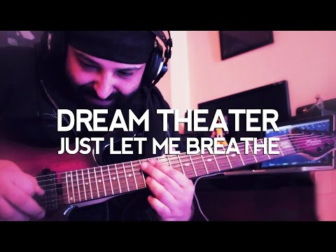 Sessions - Ep 20 (Just Let Me Breathe - Dream Theater Cover) Ramzi Ramman