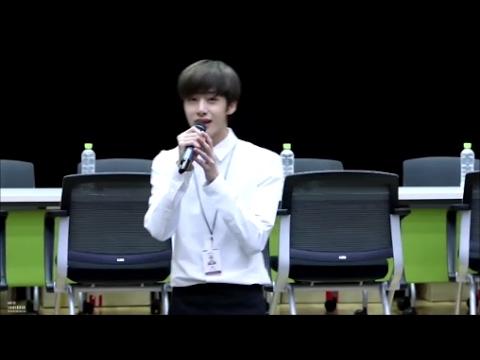 Monsta x Hyungwon Singing Compilation