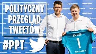 Zdrada i hipokryzja w partii Nowoczesna - Polityczny Przegląd Tweetów.