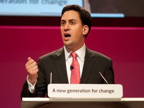 Ed Miliband - A New Generation