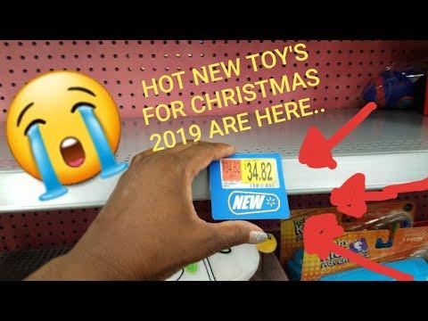 New Toys Christmas 2019.Walmart Walkthrough 8 9 2019 Toys Christmas 2019