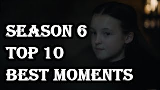 Game of Thrones Season 6 Top 10 Best Moments - Part 1