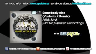 Alt-A - Somebody Else (Vazteria X Remix)