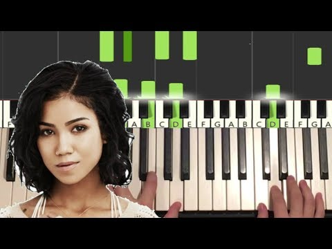 Jhené Aiko – Triggered (Piano Tutorial Lesson)