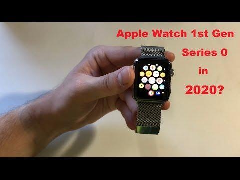 Does The Apple Watch 1st Gen (Series 0) Still Work in 2020?
