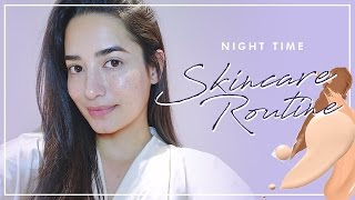 Honest Night Time Skin Care Routine | Nicole Andersson