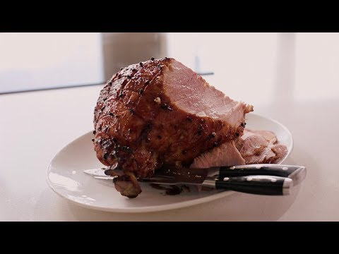How To Cook And Glaze Ham - BBC Good Food