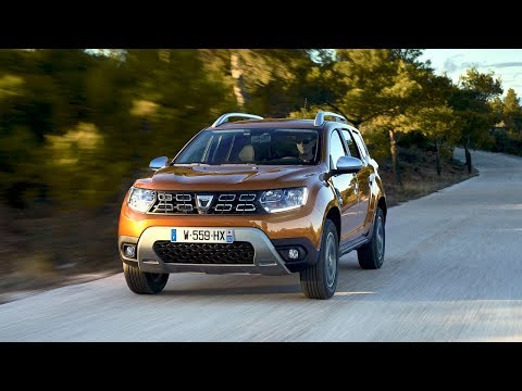 Test Drive Dacia Duster