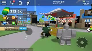 Roblox bilionário simulador 1