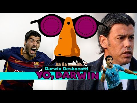 Luis suarez vs Daniel fonseca |Darwin Desbocatti
