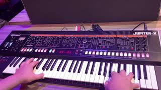 NAMM 2020 - Roland Jupiter-X