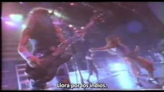 Anthrax - Indians (Subtitulos Español)