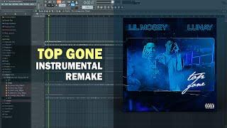 Lil Mosey - Top Gone ft. Lunay (Instrumental) + Free FLP 2020