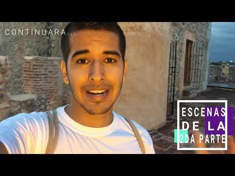 VLOG Conociendo la Zona Colonial de Santo Domingo 1/2 Luis Vallejo