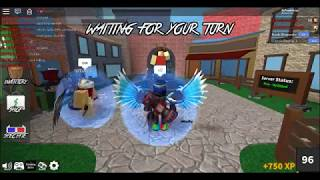 How Me And DZD met!!! (roblox)