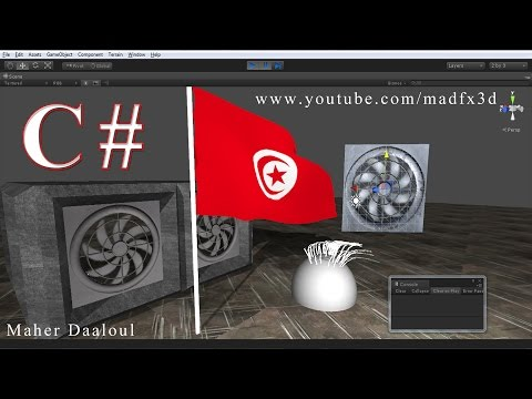 Unity 3D / C# : Some tools and process made for some game companies