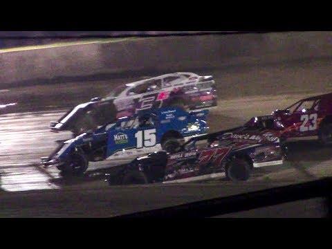Econo Mod Feature | Eriez Speedway | 9-22-17