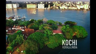 Kochi in Kerala,  Cochin,  district of Ernakulam in India, things to see and do