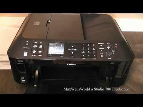 black ink change canon pixma mx420 printer maxwellsworld