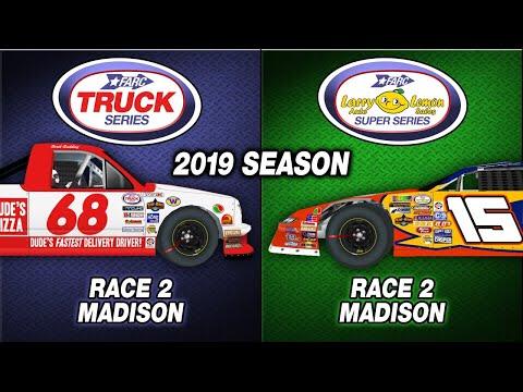 2019 FARC Truck Series + Super Series: Race 2 @ Madison LIVE