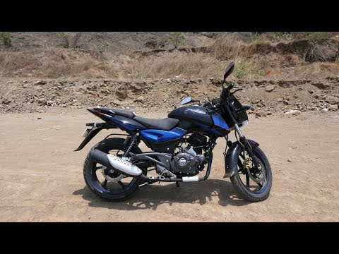 2018 Bajaj Pulsar 150 Dual Disc Walkaround in Hindi | MotorOctane