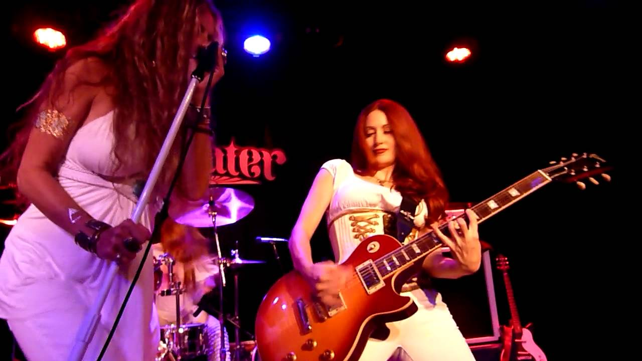 【Zepparella】 Rock And Roll (Sweetwater Music Hall - 8/29 ...