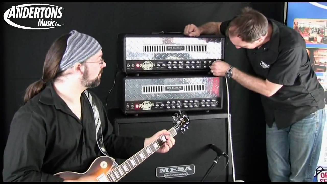 Mesa Boogie Dual Rectifier Old Vs New Part 1 Youtube Many Parts Of Solo Head Schematic Diagram