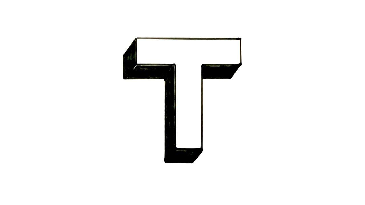 ��t_HowtoDrawtheLetterTin3D-YouTube