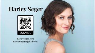 Harley Seger {The Boston Conservatory Virtual Senior Showcase 2020}