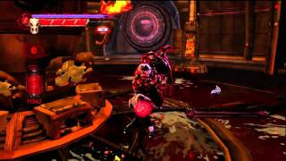 Splatterhouse Walkthrough - Phase 6: A Beast with a Human Heart - Part 2 [HD] (X360, PS3)