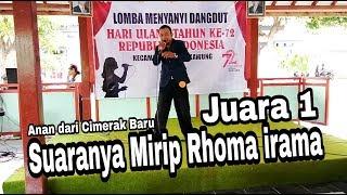 Video Anan - Tabir Kepalsuan  !!  Suaranya Mirip Bang Haji , Juara 1 Lomba Dangdut Kec.Bantarkawung download MP3, 3GP, MP4, WEBM, AVI, FLV September 2018