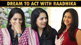 They can give unexpectedly ..!   SNSN   Minnale Actress Subathra Interview   TalksOfCinema