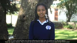 STEMpower Ethiopia, Episode 68  STEM Education Benefits Lots of School Girls  EAS Students