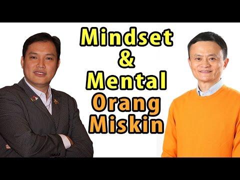 Mindset & Mental Orang Miskin