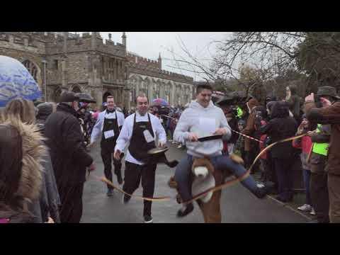 Pancake Races 2018   4K
